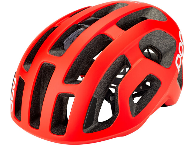 POC Octal Casco, prismane red